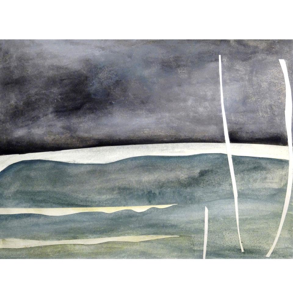 Anne Hooss – Sketchbook | Landscape