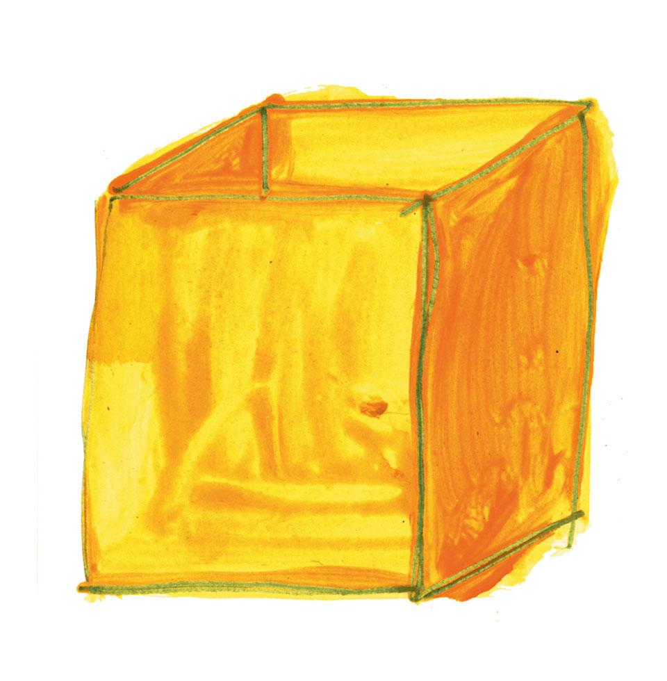 Anne Hooss – Sketchbook | Yellow box