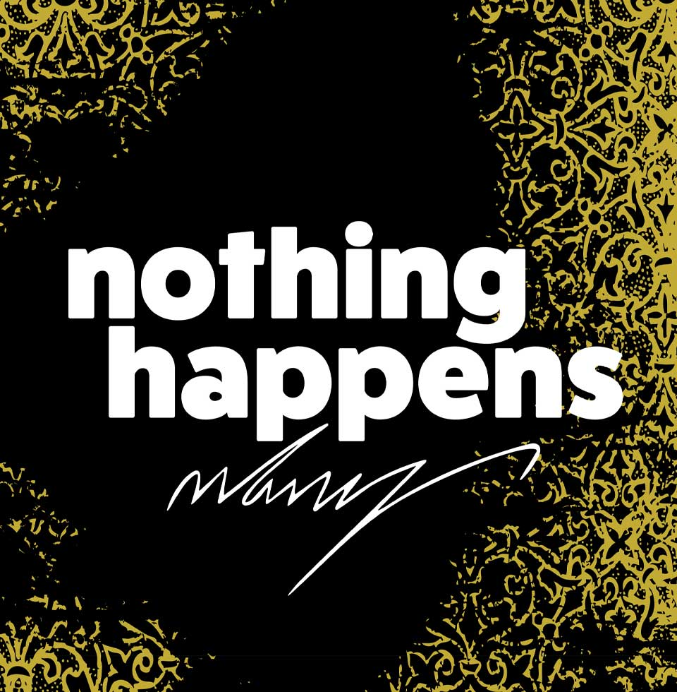 Anne Hooss – nothing happens | briefcase / pouch