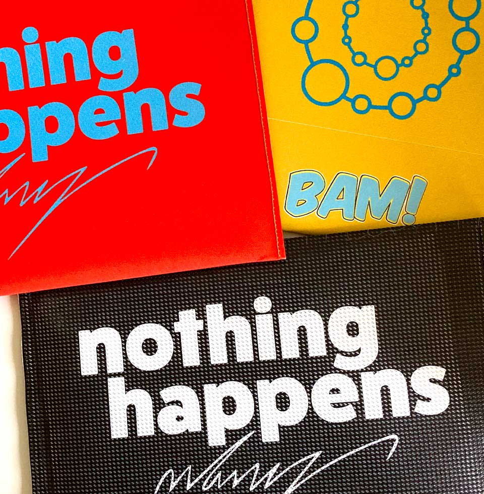 Anne Hooss – nothing happens